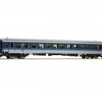 Roco/Fleischmann HO Scale 2nd Class Express Passenger Carriage DB-AG
