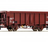 Roco/Fleischmann HO Scale 4 Wheel Rolling Roof Wagon SNCB