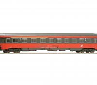 Roco/Fleischmann HO Scale 1st/2nd Class Passenger Carriage OBB