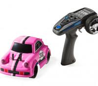 1/24 Mini Q Cartoon Car - Pink