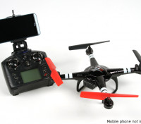 Q222K Spaceship - Altitude Hold Quad 6-axis quadcopter with WiFi FPV