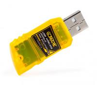 Orange FrSky USB Dongle for Flight Simulator