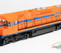 Southern Rail HO Scale L Class Diesel Loco WESTRAIL L256 DCC Ready with Sound (1976)