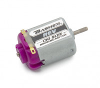Basher REV 130 Size Brushed Motor (Purple)
