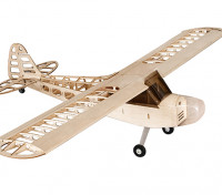 J-3 Laser Cut Kit 1180mm w/Glazing and Cowl (KIT) V2