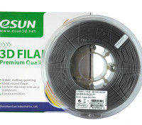 ESUN 3D Printer Filament Natural 1.75mm eAL-fill 1KG Spool