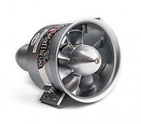 Dr. Mad Thrust 70mm 8-Blade All Alloy EDF 3000kv Inrunner Motor 1400watt(4S)