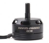 Turnigy D2205-2600KV 28g Brushless Motor CCW