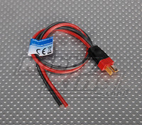 PowerBox Deans - PIK Male 1.5mm wire 30cm