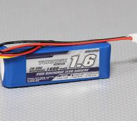 Turnigy 1600mAh 2S 20C Lipo Pack (Losi Mini Compatible)