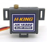 HK15322MG Digital Slim Wing Servo 1.75kg / 0.10sec / 19g