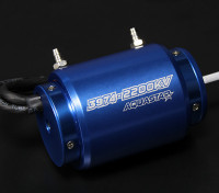 Turnigy AquaStar 3974-2200KV Water Cooled Brushless Motor