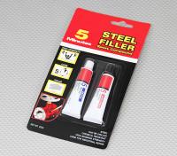 EV5/20G 5 Min Steel Filler Epoxy Glue