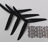 Hobbyking™ 3-Blade  Propeller 7x3.5 Black (CCW) (3pcs)