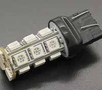 LED Corn Light 12V 3.6W (18 LED) - Red
