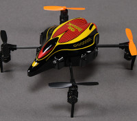 Walkera QR Infra X Micro Quadcopter w/IR and Altitude Hold (Mode 1) (RTF)
