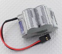 Turnigy Receiver Hump Pack 2/3A 1500mAh 6.0V NiMH High Power Series