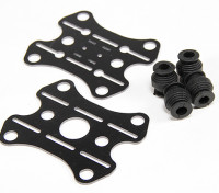 Vibration and Shock Absorbing Mounts 400g (A4plus4 100g)