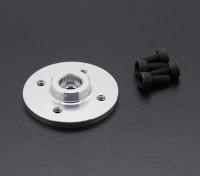 Super Heavy Duty CNC Metal Servo Disk - JR/Sanwa (Silver)
