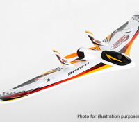 H-King Mini Sonic Flying Wing EPO 588mm w/Motor (ARF)