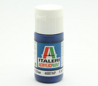 Italeri Acrylic Paint - Gloss (Blu Angels) Blue (4687AP)