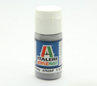 Italeri Acrylic Paint - Flat Light Ghost Gray (4762AP)