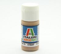 Italeri Acrylic Paint - Sandgelb RLM 79 (4789AP)