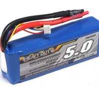 Turnigy Heavy Duty 5000mAh 3S 60C Lipo Pack