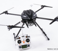 Walkera QR X800 FPV GPS QuadCopter, Retracts, DEVO 10, w/out Battery (Mode 2) (Ready to Fly)