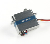 Turnigy™ TGY-245-LV Low Voltage DLG Wing Servo 25T w/Alloy Case 1.4kg / 0.12sec / 8.6g