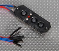 PowerBox Sensor Electronic Switch Backer