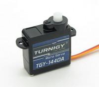 Turnigy™ TGY-1440A Analog Servo 20T (V2) 0.8kg / 0.10sec / 4.4g
