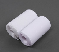 Polyester Hook and Loop Velcro (100mm x 1m)