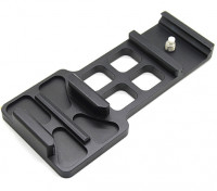 Tactical (Picatinny) Gun Rail Side Mount for Turnigy Action Cam/GoPro