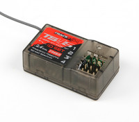TrackStar TS4G 2.4Ghz 4-Channel Gyro Integrated Receiver