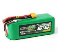 MultiStar LiHV High Capacity 6600mAh 6S 10C Multi-Rotor Lipo Pack