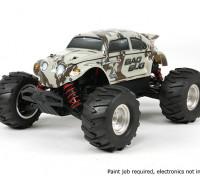 Basher 1/16 4WD Mini Monster Truck V2 - Bad Bug (Kit) 6