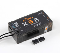 FrSky X6R 6/16Ch S.BUS ACCST Telemetry Receiver W/Smart Port