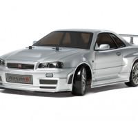 Tamiya 1/10 Scale Skyline GT-R Z-Tune R34 TT02D Series Kit 58605