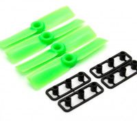 GemFan Bull Nose 3030 ABS Propellers CW/CCW Set Green (2 pairs)