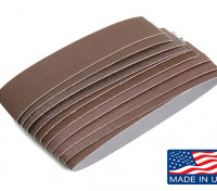 """Zona 1"""" Wide Sanding Stick Assorted Strip Pack"""