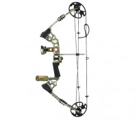 "M120 Dream 20~70lbs 30"" Compound Bow R/H Camouflaged"