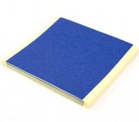 Turnigy Blue 3D Printer Bed Tape Sheets 85 x 85mm (20pcs)