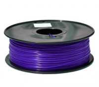 HobbyKing 3D Printer Filament 1.75mm PLA 1KG Spool (Dark Purple)