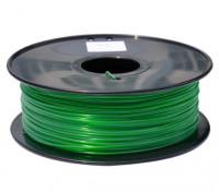 HobbyKing 3D Printer Filament 1.75mm PLA 1KG Spool (Green Grass)