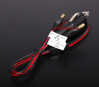 Car Cigarette Lighter Adapter for Battery Chargers