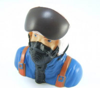 Pilot Model (Fighter Pilot) 1/6 (H70 x W70 x D39mm)
