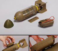 Quanum RTR Bomb System 1/6 scale Plug-n-Drop
