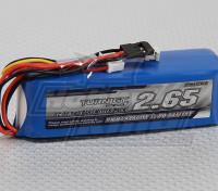 Turnigy 2650mAh 3S 1C Lipoly Tx Pack (Futaba/JR)