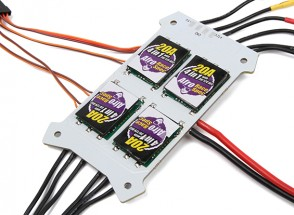 Afro 20A 4-in-1 ESC with 5V/12V BEC